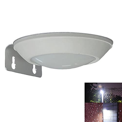 Newest Microwave Radar Motion Sensor LED Solar Light 16LEDs 260LM Waterproof Street Lamp Outdoor Wall Security Spot Lighting