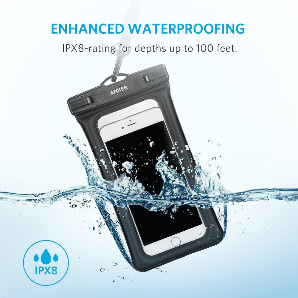 Ankerの完全防水ケースが登場IPX8規格に対応