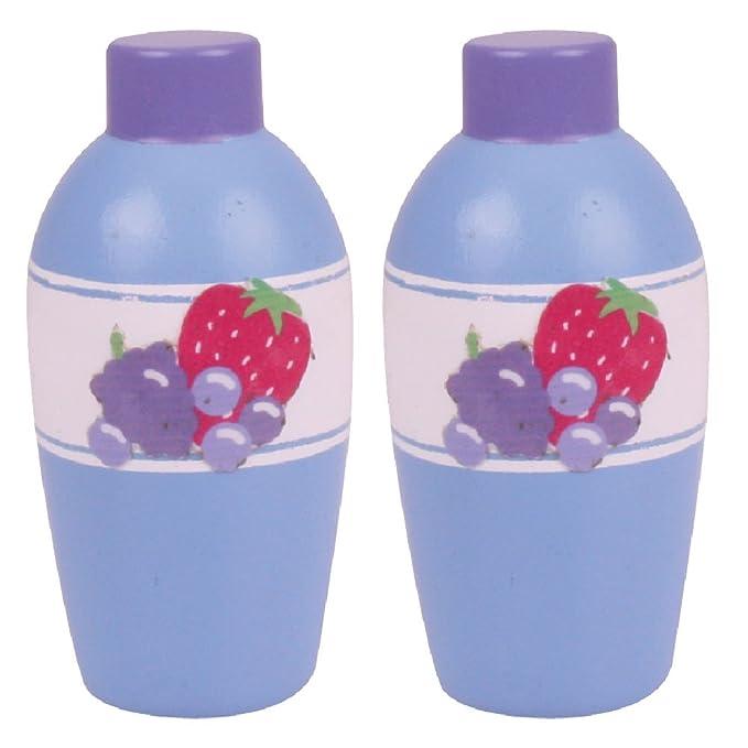 Bigjigs Toys Smoothie aux fruits (lot de 2)