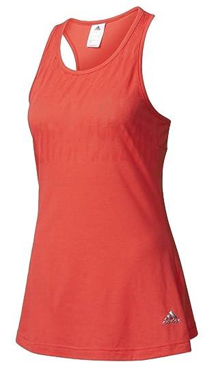 adidas Sport Fitness Tank Top kinesics Camiseta Rosa: Amazon.es: Deportes y aire libre