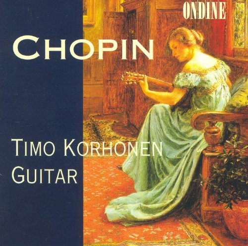 Nocturne No. 2 in E-Flat Major, Op. 9, No. 2 (arr. for guitar) (Chopin Nocturne Op 9 No 2 Guitar)