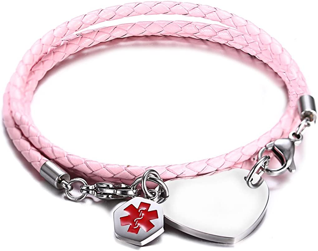JF.JEWELRY 3 Layers Pink...