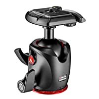 Manfrotto XPRO Ball Head, Magnesium Body with 200 PL Plate