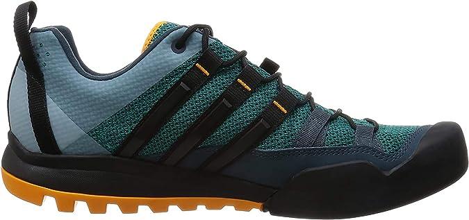 Zapatillas de running Adidas Terrex Solo Trail, para hombre, color Azul, talla 47 EU: Amazon.es: Zapatos y complementos