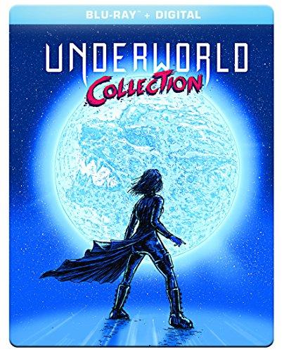 Underworld / Underworld Awakening / Underworld Evolution / Underworld: Blood Wars / Underworld: Rise Of The Lycans - Set