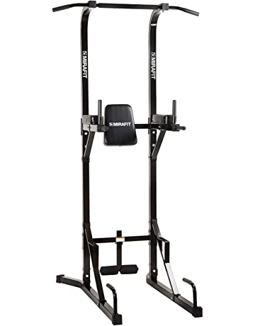 957a4be69 Mirafit VKR Multi Function Gym Power Tower - Black or Silver