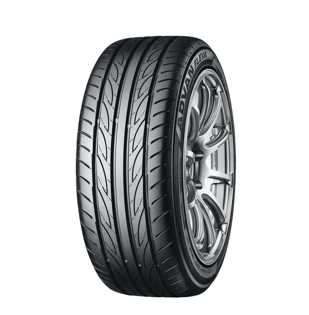 ヨコハマ(YOKOHAMA) 低燃費タイヤ ADVAN FLEVA V701 225/40R19 R0416 B073FD7QZK