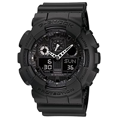 Casio Men's GA100-1A1