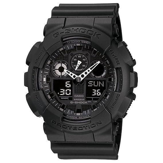Casio GA100-1A1 Hombres Relojes
