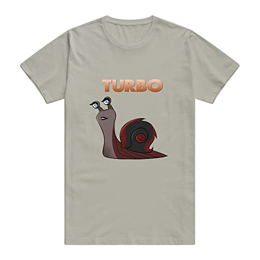 LXQL1 Turbo Fast Natural T-shirt For Men - M