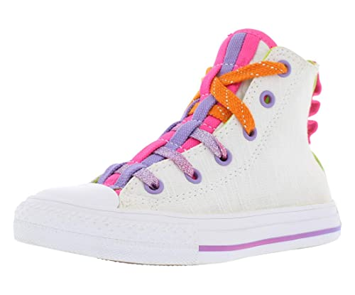 Amazon Converse Chuck Taylor All Star Hi Top Loopholes White
