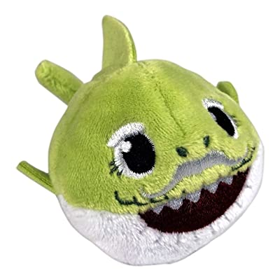 California Creations Granpa Shark, Green (Plush): Toys & Games