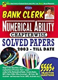 Bank Clerk Numerical Ability Chapterwise Solved Papers 2003 - Till Date 5565+ Objective Questions  - 1975