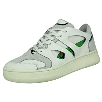 Puma MCQ MOVE LO Chaussures Mode Sneakers Homme Blanc