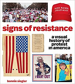 amazon signs of resistance a visual history of protest in america