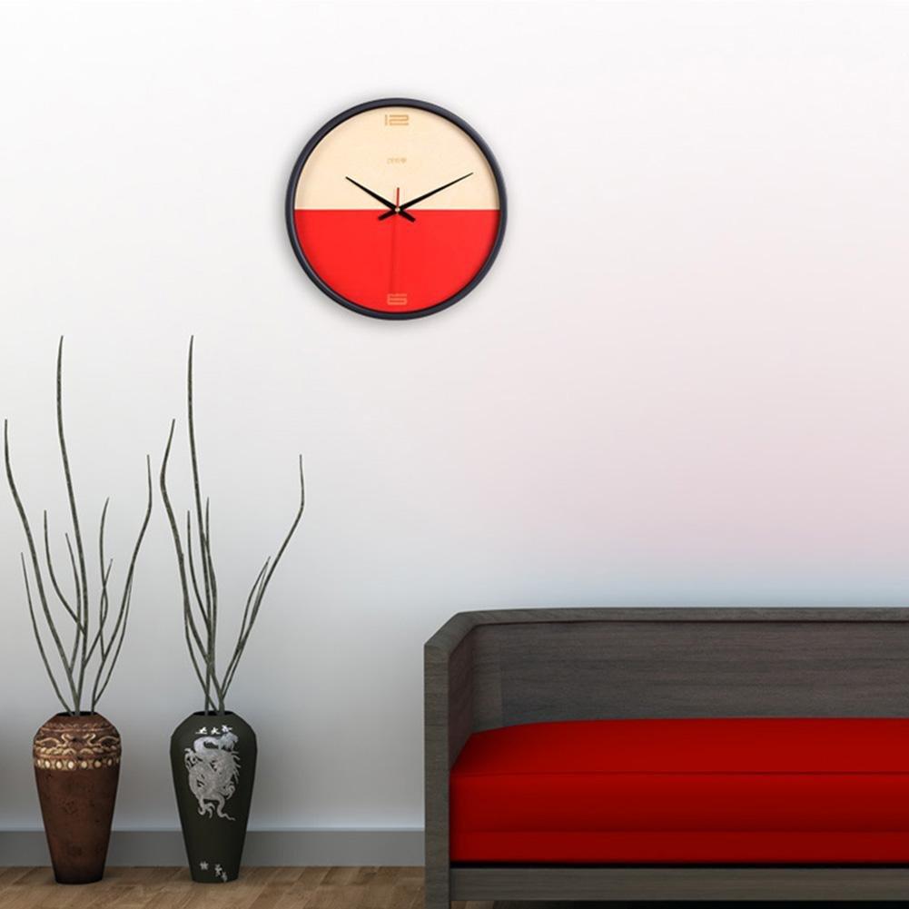 Reloj Pared Madera Digital Reloj, Moderno Sencillo ...