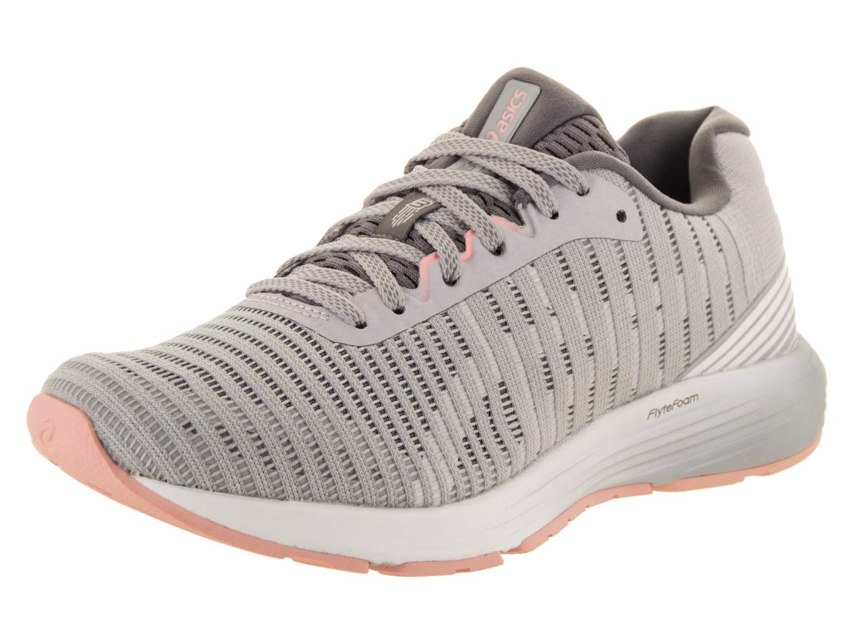 to buy really cheap detailed look ASICS Women's Dynaflyte 3 Mid Grey/White Running Shoe 6.5 Women US