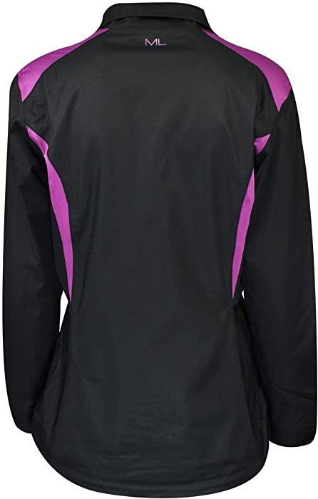 Maggie Lane Golf- Ladies Fashion Rain Jacket