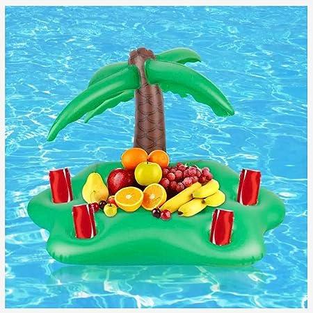 QMZDXH Barras Inflables Recipiente Hinchable, Piscina de Agua Enfriamiento Bebida Flotante Fiesta Barra de Hielo Piscina Flotador para Piscina de Fiesta Interior: Amazon.es: Hogar