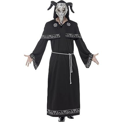 Amakando Toga Brujo Halloween - L (ES 52/54) | Disfraz Mago ...