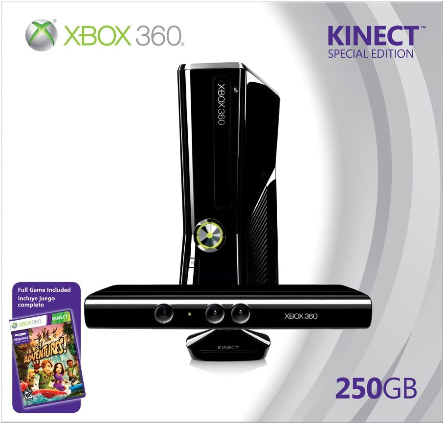 Amazoncom Xbox 360 250gb Console Video Games