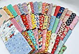 10 Fat Quarters - 1930's -1950's Reproduction Feed