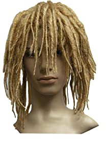 Bob Marley Wig Blond Dreads Rasta Dreadlock 144/60
