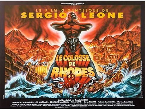 RHODES TÉLÉCHARGER FILM DE LE COLOSSE