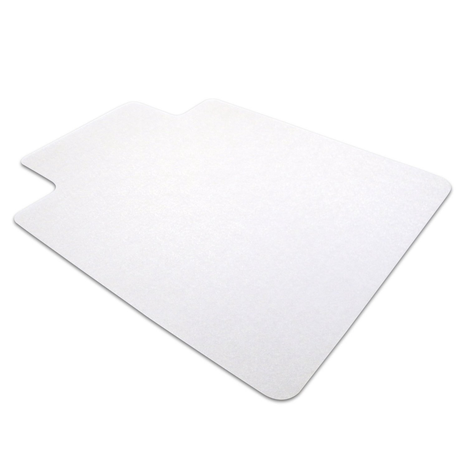 Floortex Phthalate Free PVC Chair Mat for Hard Floors, Rectangular, 48 x 60 (FRPF1215225EV)