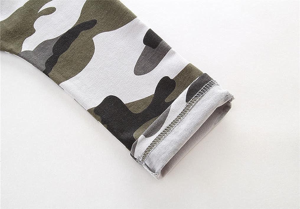 Jeans Hosen Outfits Trainingsanzug 2 St/ück 1 Satz 2-7 Jahre M/ädchen Set Kleidung Herbst und Winter Baby Babykleidung Kinder Kleinkind Bekleidungssets T-Shirt Hemden Top