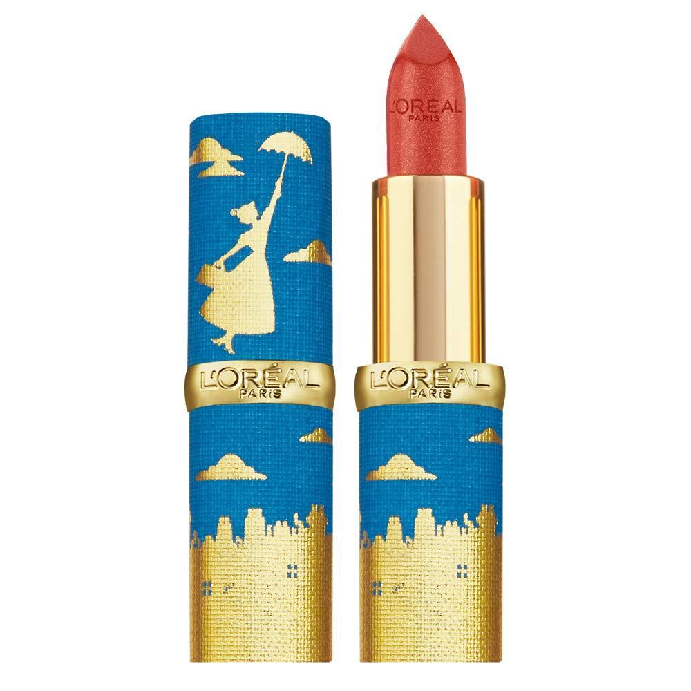 L\'Oréal Paris Rossetto Lunga Durata Color Riche, Edizione Limitata Disney Mary Poppins, Idea Regalo Donna, Finish Satinato, 364 L' Oréal Paris ZIT34082