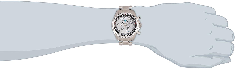 Timex Herren-Armbanduhr Chronograph Quarz T2P104