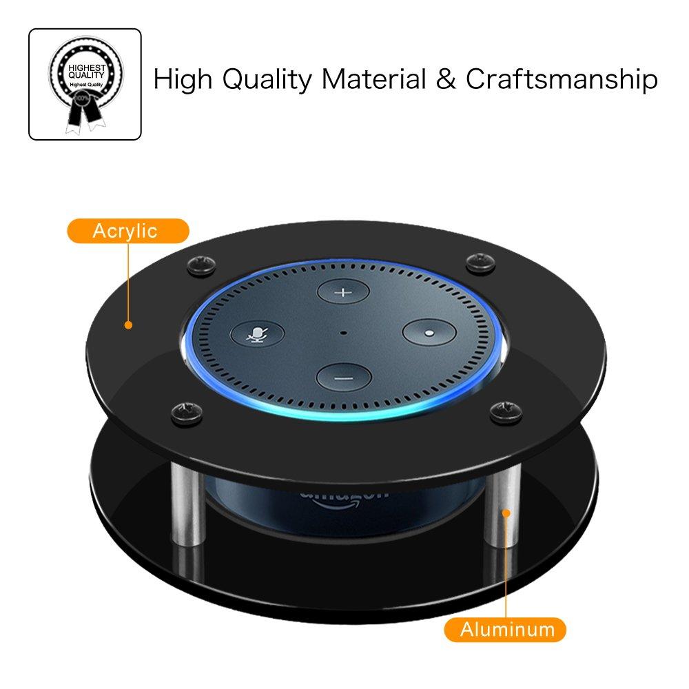 Portable Stand Guard Case For Amazon Alexa Echo Dot 1st