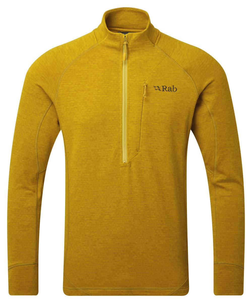 Vert 2019 Sweatshirt RAB Nexus Couche interm/édiaire Homme