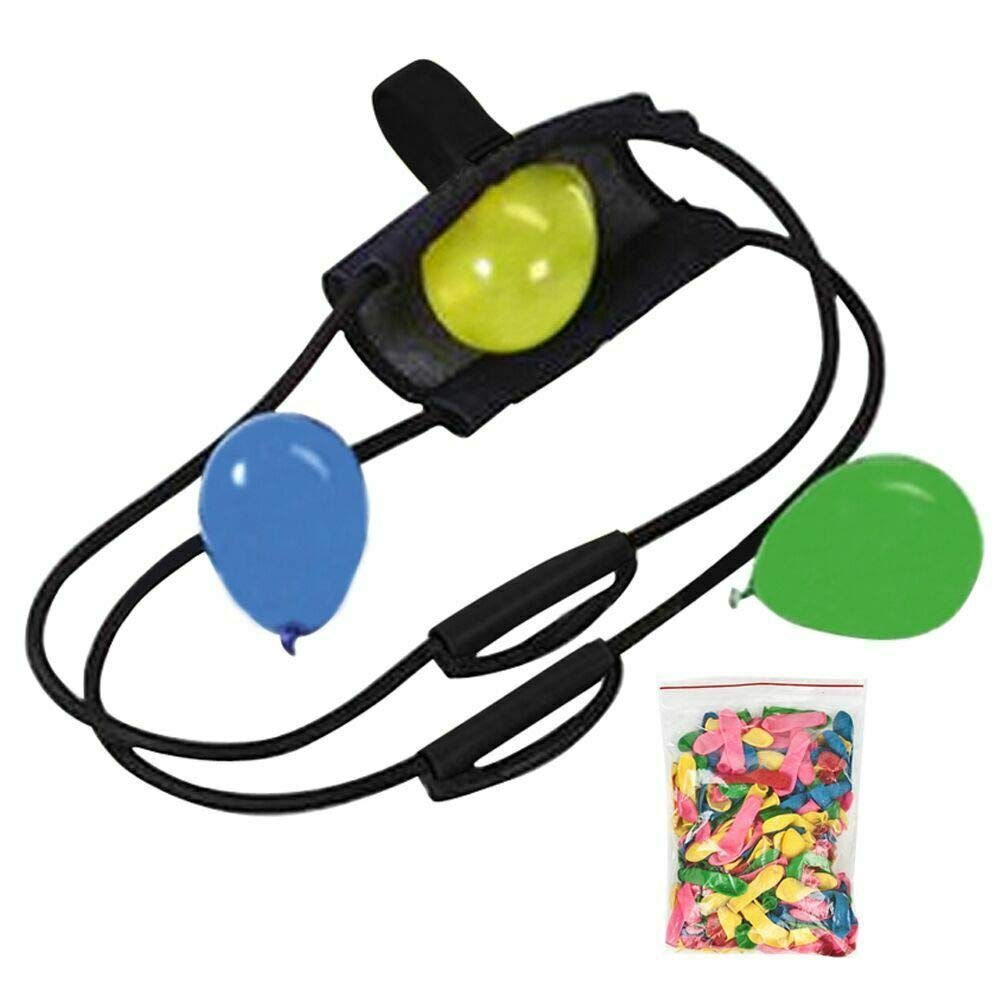 200 Yard Water Balloon Launcher Cannon 3 Persons Slingshot Balloons Shooters Toy- Sold by: Mike's Garage Sale Today! by Unknown (Image #2)