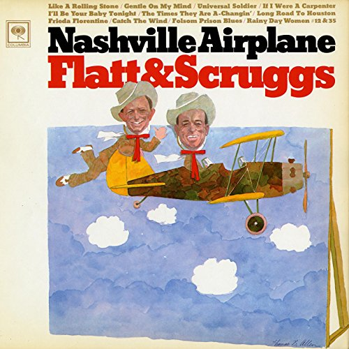 Nashville Airplane By Flatt Amp Scruggs On Amazon Music