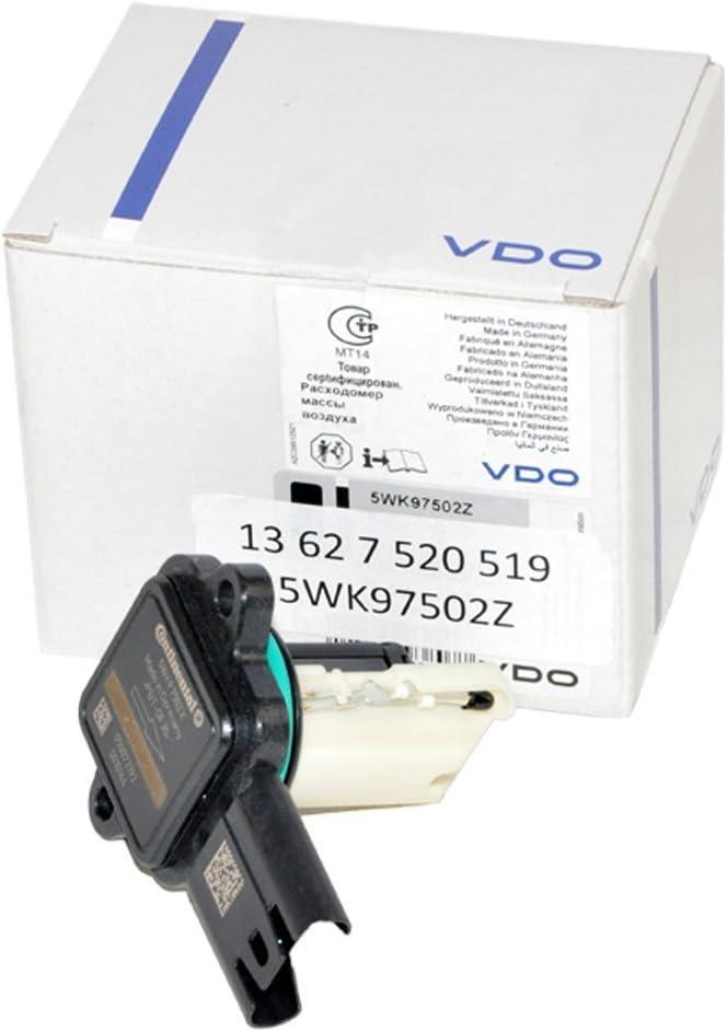 New BMW Z4 VDO Mass Air Flow Sensor 5WK97502Z 13627520519