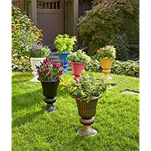 Brylanehome Embry Resin Planter Urn 59