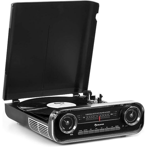 Lauson 01TT16 Tocadiscos Diseño Vintage Coche de Colección ...