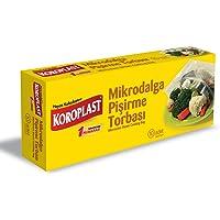 Koroplast Mikrodalga Pişirme Torbası 24 x 21,5