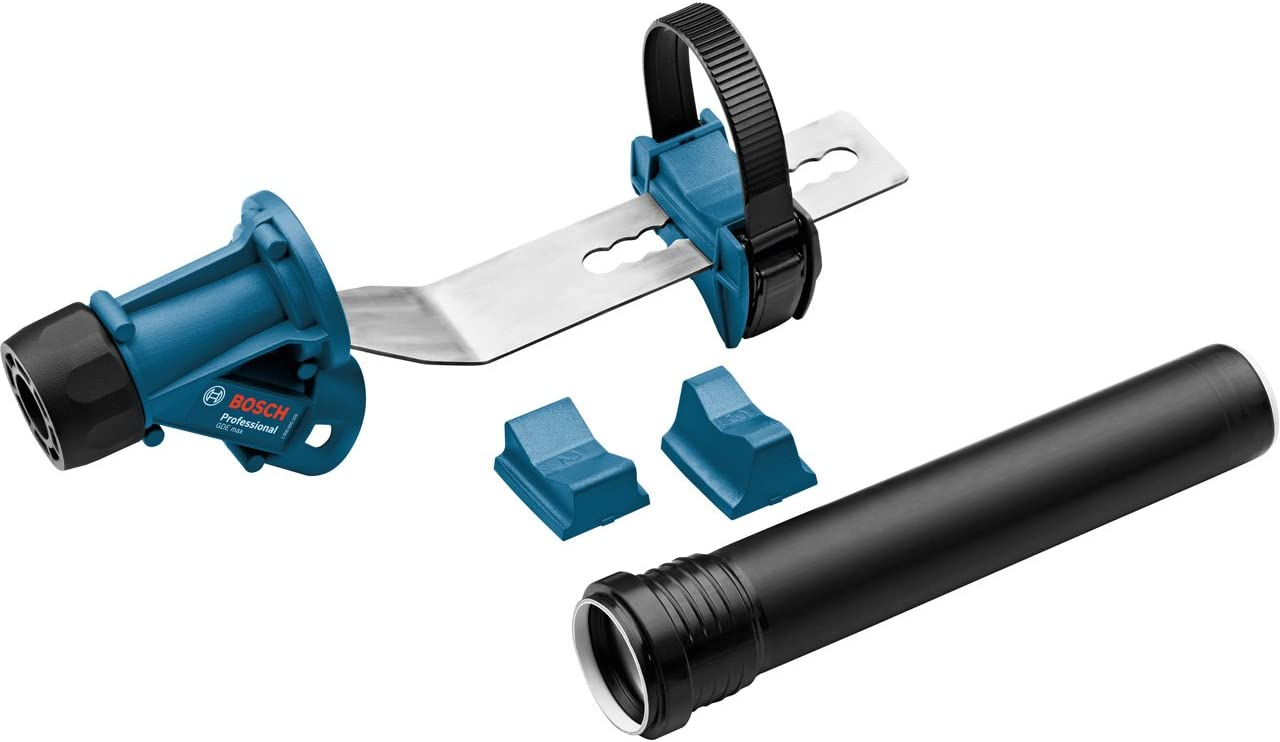 Bosch Professional GDE max - Colector de polvo (para martillos SDS ...