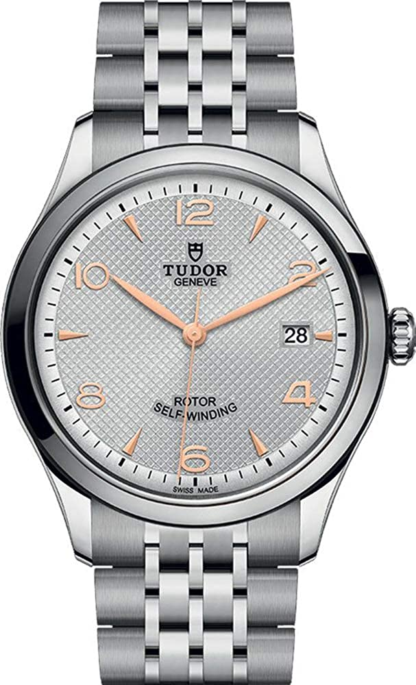 Tudor 1926 Automatic 39mm Silver Dial Watch M91550-0001