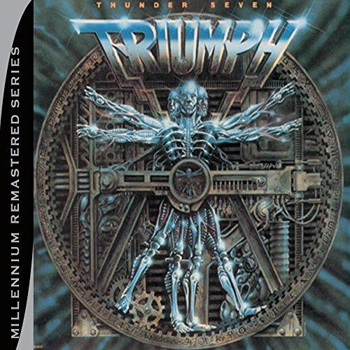 CD : Triumph - Thunder Seven (Remastered)