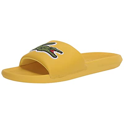 Lacoste Men's Croco Slide 120 2 Us CMA Sandal | Sandals