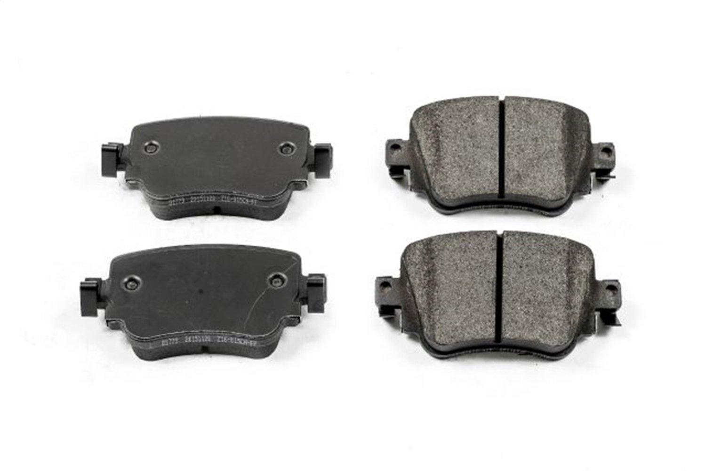 Power Stop 16-1779 Z16 Evolution Clean Ride Ceramic Brake Pad
