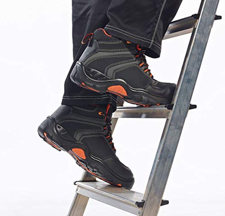 Portwest Compositelite Operis Boot Black 8 R & Bandana Bundle