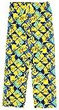 Bioworld Pokemon Pikachu All Over Print Mens Sleep Pants