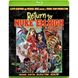 Return to Nuke 'Em High, Vol 1 BD