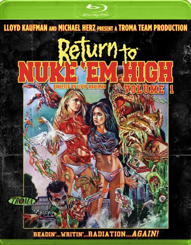 Blu-ray : Return to Nuke Em High: Volume 1 (Blu-ray)