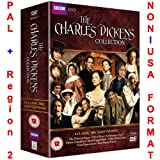 Charles Dickens BBC Collection [NON-U.S.A. FORMAT: PAL + Region 2 + U.K. Import] (Includes: The Pickwick Papers / Oliver Twist / A Christmas Carol / Martin Chuzzlewit / David Copperfield / Tale Of Two Cities / Great Expectations / Our Mutual Friend) [ORIGINAL BRITISH VERISON]